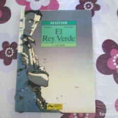 Cómics: EL REY VERDE Nº 1 LA CAZA. Lote 128473651