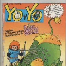 Cómics: YO Y YO-GRIJALBO-AÑO 1987-COLOR-FORMATO GRAPA-Nº 10. Lote 128474655