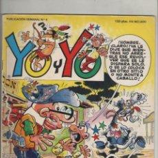Cómics: YO Y YO-GRIJALBO-AÑO 1987-COLOR-FORMATO GRAPA-Nº 6. Lote 128475063
