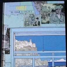 Cómics: COSEY - EL VIAJE A ITALIA 1 - Nº 10 - GRIJALBO - EDICIONES JUNIOR -. Lote 128476783