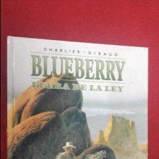 Cómics: BLUEBERRY 10 - FUERA DE LA LEY - CHARLIER & GIRAUD - ED. NORMA - CARTONE. Lote 128479067