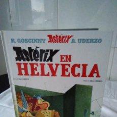 Cómics: 22-ASTERIX EN HELVECIA, R.GOSCINNY, A.UDERZO, EDITORIAL BRUÑO 2011. Lote 128488447