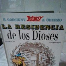 Cómics: 21-ASTERIX, LA RESIDENCIA DE LOS DIOSES, BRUÑO 2011. Lote 128488635