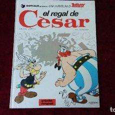 Cómics: ASTÈRIX EL REGAL DE CÈSAR. Lote 128641763