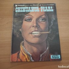 Cómics: BLUEBERRY - CHIHUAHUA PEARL - CHARLIER & GIRAUD. Lote 128658383