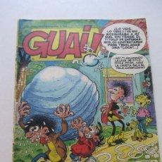 Fumetti: GUAI Nº 58 EDITORIAL GRIJALBO RAF IBAÑEZ FRANQUIN CS137. Lote 128876551