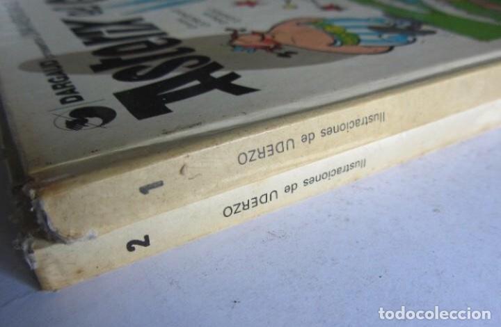 Cómics: ASTERIX EL GALO + ASTERIX Y LOS GODOS DARGAU TAPAS DURAS NÚMS 1 Y 2 1982 - Foto 2 - 128884555
