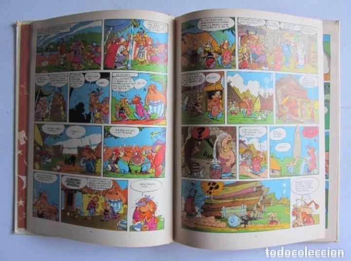 Cómics: ASTERIX EL GALO + ASTERIX Y LOS GODOS DARGAU TAPAS DURAS NÚMS 1 Y 2 1982 - Foto 3 - 128884555