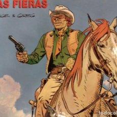 Cómics: COMANCHE LAS FIERAS ROUGE Y GREG . Lote 128908167