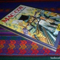 Cómics: MAC COY Nº 19 LA CARTA DE HUALCO. GRIJALBO 1995. MUY ESTADO Y DIFÍCIL.. Lote 128986079