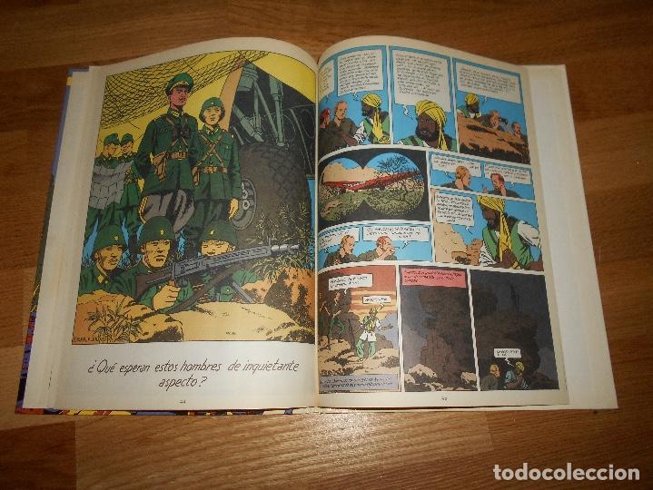 Cómics: EL SECRETO DEL ESPADÓN TOMO 1. LAS AVENTURAS DE BLAKE Y MORTIMER. EDGAR P. JACOBS. BUEN ESTADO - Foto 5 - 129219879