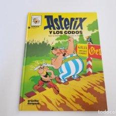 Cómics: ASTERIX Y LOS GODOS,EDICIÓN ESPECIAL XXX ANIV.CÍRCULO LECTORES,AÑO 1992,TAPA DURA,MUY BUEN ESTADO. Lote 129360411