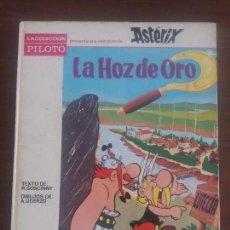Cómics: ASTERIX MOLINO LA HOZ DE ORO AÑO 1966. Lote 129365439
