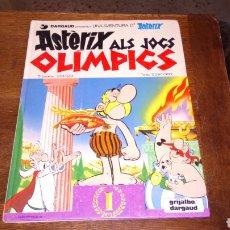 Cómics: ASTÈRIX ALA JOCS OLÌMPICS, TAPA DURA 1980. Lote 129404695
