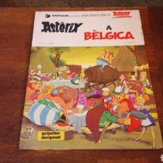 Cómics: ASTÈRIX A BÈLGICA 1980, TAPA DURA. Lote 129407270