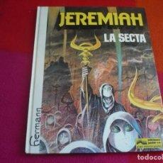 Cómics: JEREMIAH Nº 6 LA SECTA ( HERMANN ) ¡BUEN ESTADO! TAPA DURA GRIJALBO . Lote 130125451