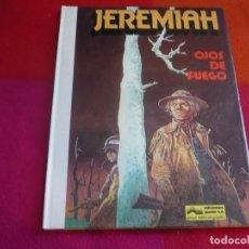 Cómics: JEREMIAH Nº 4 OJOS DE FUEGO ( HERMANN ) ¡BUEN ESTADO! TAPA DURA GRIJALBO . Lote 130125483