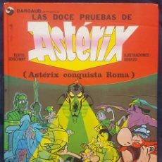 Cómics: ASTERIX - LAS DOCE PRUEBAS DE ASTERIX . Lote 130235190