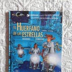Cómics: UNA AVENTURA DE VALERIAN AGENTE ESPACIO - TEMPORAL - EL HUERFANO DE LAS ESTRELLAS N. 17. Lote 130659643