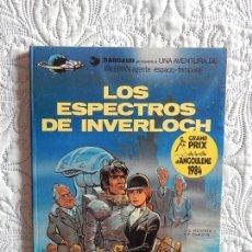 Cómics: UNA AVENTURA DE VALERIAN AGENTE ESPACIO - TEMPORAL - LOS ESPECTROS DE INVERLOCH N. 11. Lote 130661378