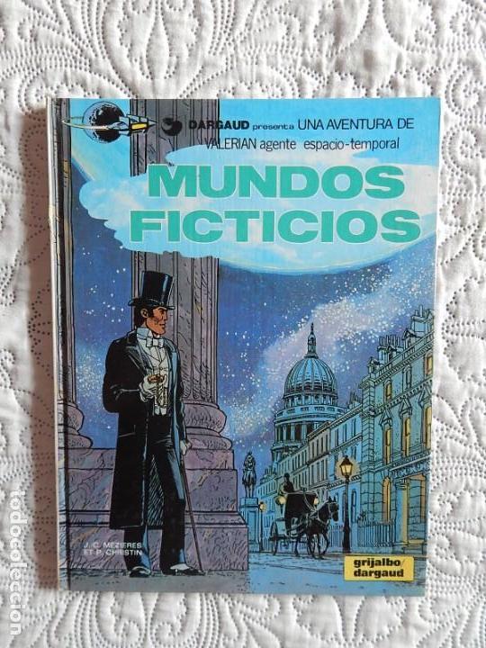 UNA AVENTURA DE VALERIAN AGENTE ESPACIO - TEMPORAL - MUNDOS FICTICIOS N. 6 (Tebeos y Comics - Grijalbo - Valerian)