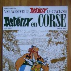 Cómics: ASTERIX EN CORSE - EDICIONES DEL PRADO - TAPA BLANDA. Lote 130665768