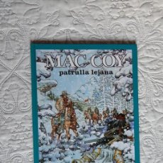 Cómics: MAC COY - PATRULLA LEJANA N. 20. Lote 130674624