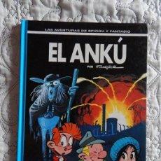 Cómics: LAS AVENTURAS DE SPIROU Y FANTASIO - EL ANKU - 39. Lote 130770404