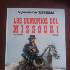 Cómics: BLUEBERRY GRIJALBO Nº 25 LOS DEMONIOS DEL MISSOURI. Lote 130816992