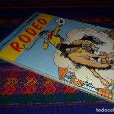 Cómics: LUCKY LUKE Nº 50 RODEO. GRIJALBO 1993. EN CASTELLANO. RARO Y MUY BUEN ESTADO.. Lote 130863984