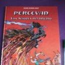 Cómics: PERCEVAN - LOS SEÑORES DEL INFIERNO - GRIJALBO 1992 - FAUCHE, LETURGIE, LUGUY. Lote 130884764