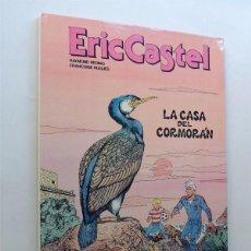 Cómics: ERIC CASTEL Nº 12 / LA CASA DEL CORMORAN / ED. JUNIOR 1988 - 1ª ED.. Lote 130914700