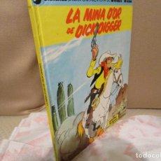 Cómics: LUCKY LUKE Nº 49 LA MINA D' OR DE DICKDIGGER . GRIJALBO - JUNIOR . Lote 130959424