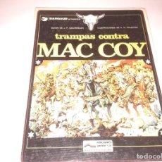 Cómics: TRAMPAS CONTRA MAC COY, 1979. Lote 130971528
