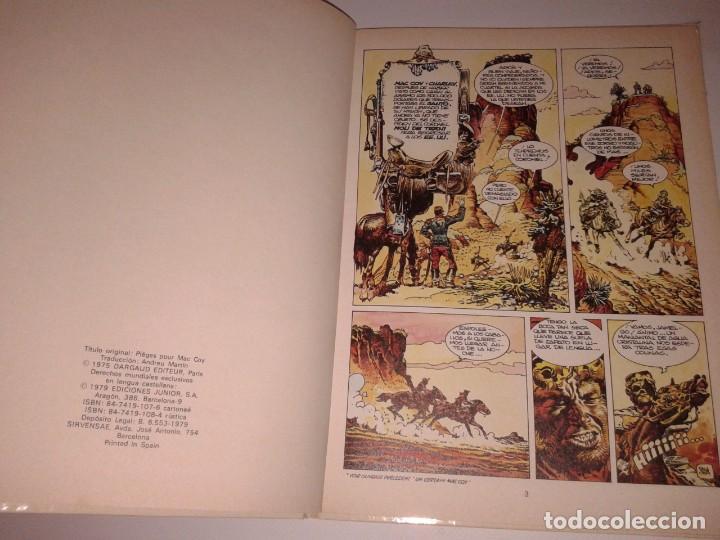 Cómics: TRAMPAS CONTRA MAC COY, 1979 - Foto 3 - 130971528