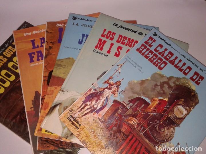 6 TOMOS DE BLUEBERRY (Tebeos y Comics - Grijalbo - Blueberry)
