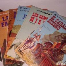 Cómics: 6 TOMOS DE BLUEBERRY. Lote 130996492