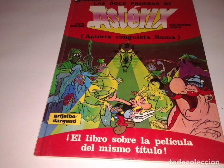 Las Doce Pruebas De Asterix 1987