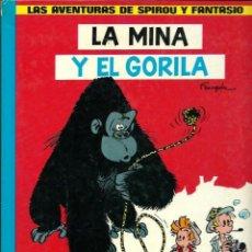 Cómics: FRANQUIN - LAS AVENTURAS DE SPIROU Nº 9 - LA MINA Y EL GORILA - JUNIOR 1982 - TAPA DURA - VER DESCR.. Lote 131060812