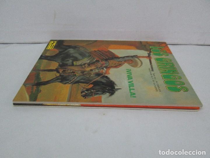 Cómics: LES GRINGOS. EDITIONS FLEURUS. 1979. LOS GRINGOS. EDICIONES JUNIOR GRIJALBO 1980. 2 COMICS.VER FOTOS - Foto 4 - 131090252