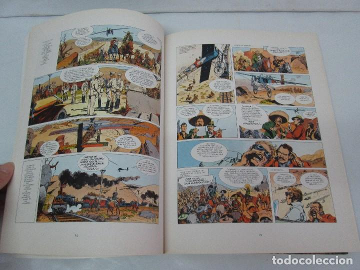 Cómics: LES GRINGOS. EDITIONS FLEURUS. 1979. LOS GRINGOS. EDICIONES JUNIOR GRIJALBO 1980. 2 COMICS.VER FOTOS - Foto 9 - 131090252
