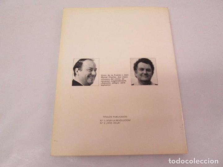 Cómics: LES GRINGOS. EDITIONS FLEURUS. 1979. LOS GRINGOS. EDICIONES JUNIOR GRIJALBO 1980. 2 COMICS.VER FOTOS - Foto 12 - 131090252