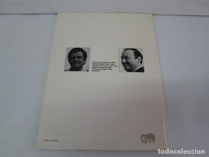 Cómics: LES GRINGOS. EDITIONS FLEURUS. 1979. LOS GRINGOS. EDICIONES JUNIOR GRIJALBO 1980. 2 COMICS.VER FOTOS - Foto 20 - 131090252