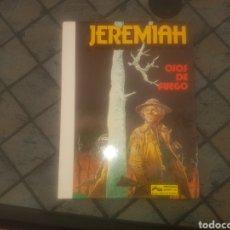 Cómics: JEREMIAH OJOS DE FUEGO. Lote 131160157