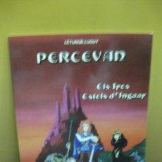 Cómics: PERCEVAN. ELS TRES ESTELS D'INGAAR. EDICIONES JUNIOR 1984. EN CATALA.. Lote 131215856