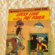 Cómics: UNA AVENTURA DE LUCKY LUKE - LUCKY LUKE CONTRA PAT POKER - 53. Lote 131287279