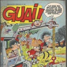 Cómics: GUAI - Nº 64 - ED. JUNIOR, GRIJALBO, 1987. Lote 131526218