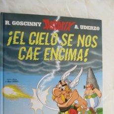 Comics: ASTERIX , !EL CIELO SE NOS CAE ENCIMA! GOSCINNY UDERZO. Lote 131646906