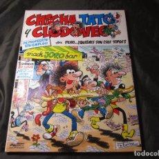 Cómics: CHICHA TATO Y CLODOVEO NÚMERO 2 PERO QUIEN SON ESOS TIPOS 1986. Lote 131820898