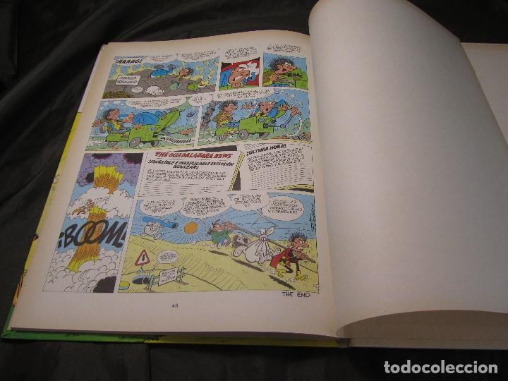 Cómics: CHICHA TATO Y CLODOVEO NÚMERO 4 EL CACHARRO FANTASTICO 1987 - Foto 17 - 131821434